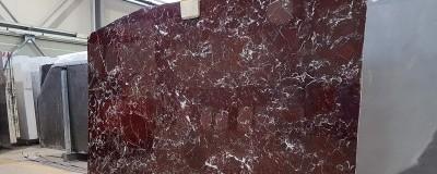 Rosso Lepanto Marble blocco 216