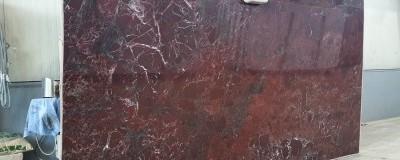 Rosso Lepanto Marble blocco 5577