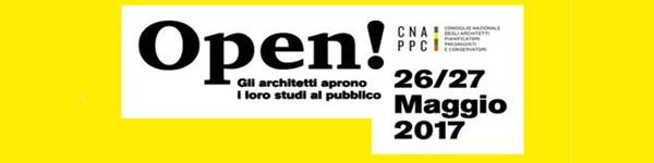 Open, Studi Aperti 2017