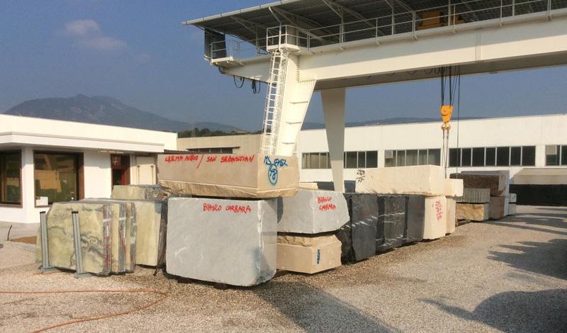 Nuovo deposito a Verona
