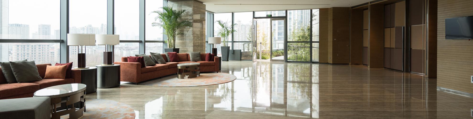 Pavimento interno in marmo