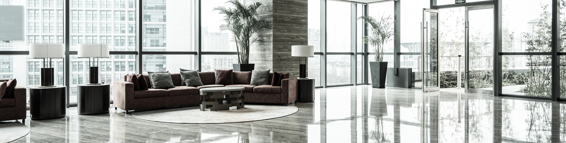 Pavimenti in marmo moderni
